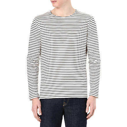 A.P.C. Simple Sailor top (Black
