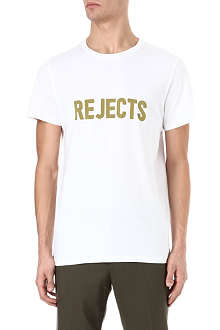 A.P.C. Rejects t-shirt