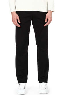 A.P.C. Slim-fit cotton gaberdine chinos