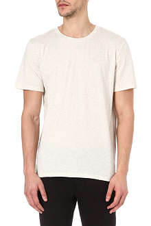 A.P.C. Marl basic t-shirt