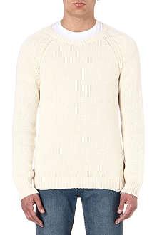A.P.C. Cotton-blend jumper