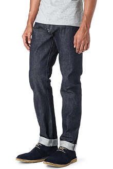 A.P.C. Carhartt regular-fit straight jeans