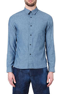 A.P.C. Chambry denim shirt