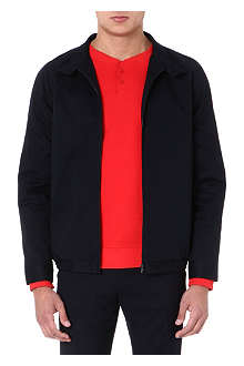 A.P.C. Harrington zip-up jacket