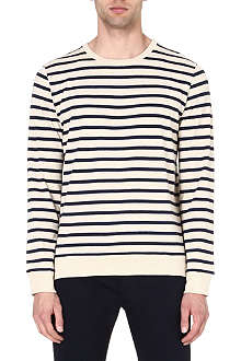 A.P.C. Nautical sweatshirt