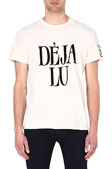 A.P.C. Déjà Lu t-shirt