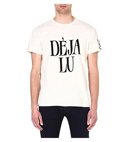 A.P.C. Déjà Lu t-shirt (Ecru