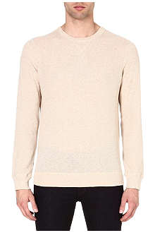 A.P.C. Textured sweatshirt