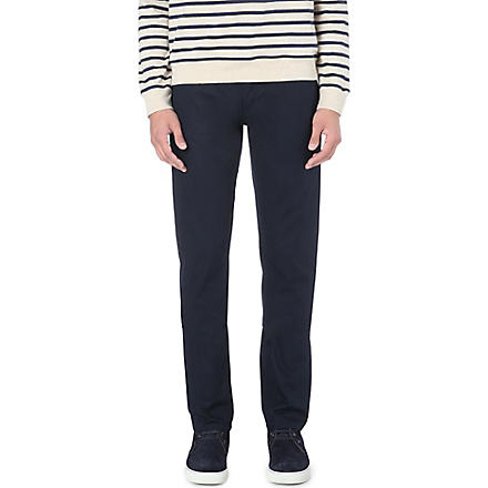 A.P.C. Cotton trousers (Navy