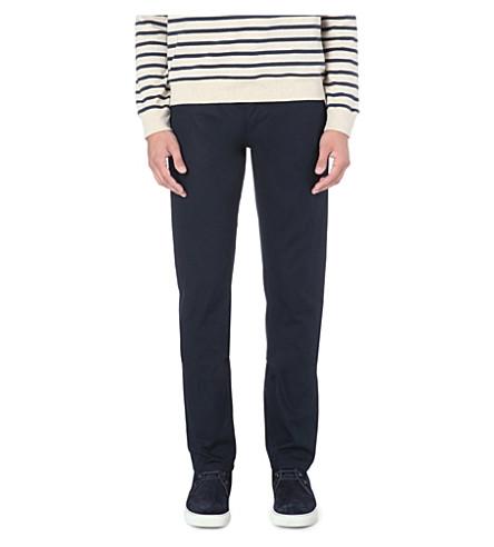A.P.C. Cotton trousers (Navy
