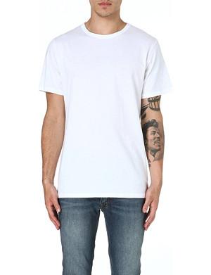 A.P.C. Crew-neck cotton t-shirt