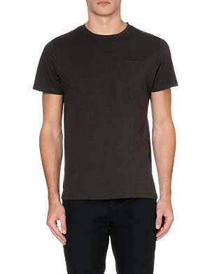 A.P.C. Basic cotton-jersey t-shirt