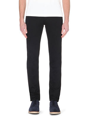 A.P.C. Regular mid-rise jeans
