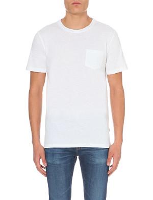 A.P.C. Pocket-detail t-shirt