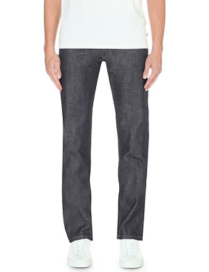 A.P.C. New Standard regular-fit straight jeans