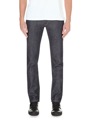 A.P.C. Petit New Standard slim-fit tapered jeans
