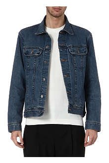 A.P.C. Denim western jacket
