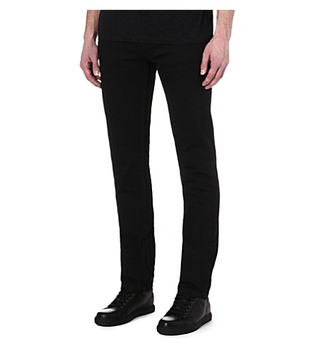 A.P.C. Petit Standard slim-fit straight jeans (Noir