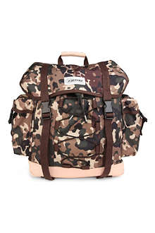 A.P.C. Eastpak camo backpack