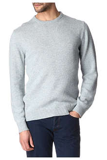 A.P.C. Crew-neck knitted jumper