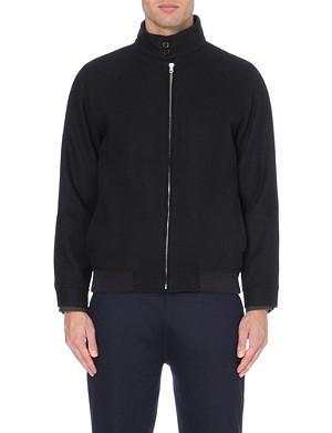 A.P.C. University wool-blend jacket