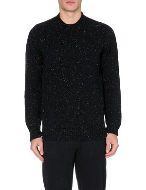 A.P.C. Superfine wool knit