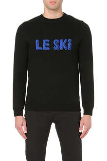 A.P.C. Le Ski knitted jumper