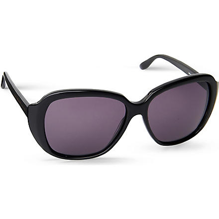 MARC BY MARC JACOBS Square-frame sunglasses (Black
