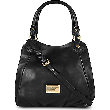 MARC BY MARC JACOBS Classic Q Fran hobo (Black