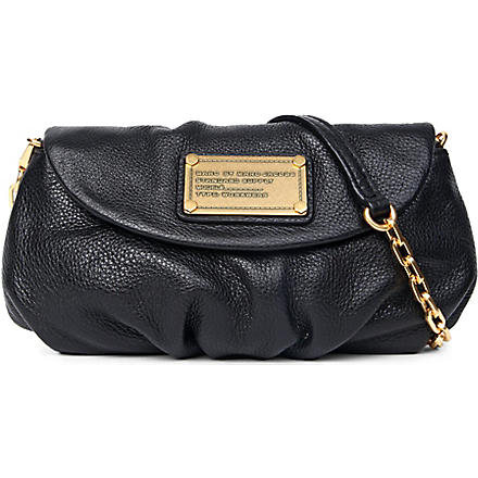 MARC BY MARC JACOBS Classic Q Karlie shoulder bag (Black