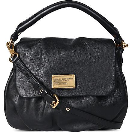MARC BY MARC JACOBS Classic Q Lil Ukita shoulder bag (Black