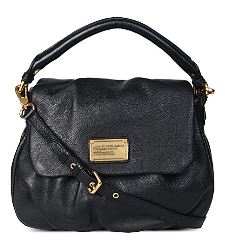 MARC BY MARC JACOBS Classic Q Lil Ukita shoulder bag (Black