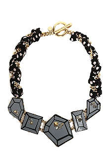 MARC BY MARC ACCS Faux jewels necklace