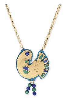 MARC BY MARC JACOBS Peacocks necklace