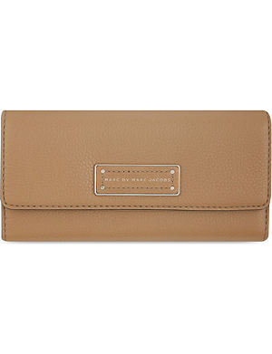MARC BY MARC JACOBS Too Hot To Handle trifold leather wallet