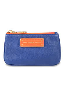 MARC BY MARC JACOBS Too Hot to Handle leather key pouch