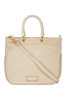 MARC BY MARC JACOBS Too Hot To Handle leather shopper