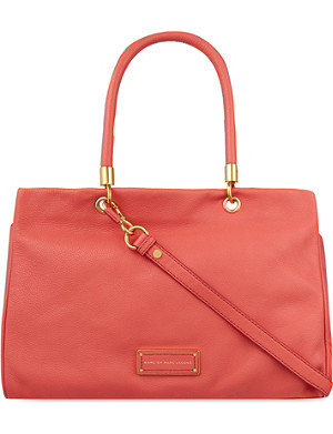 MARC BY MARC JACOBS Too hot to handle leather tote