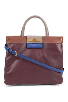 MARC BY MARC JACOBS East End Madame Hilli leather tote