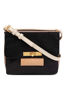 MARC BY MARC JACOBS East End Miss Bliz leather messenger bag