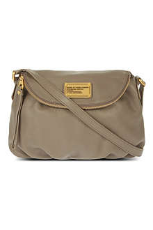 MARC BY MARC JACOBS Classic Q Natasha leather cross-body bag