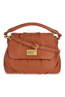 MARC BY MARC JACOBS Classic Q Ukita leather shoulder bag