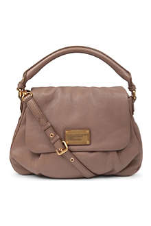 MARC BY MARC JACOBS Classic Q Lil Ukita leather shoulder bag