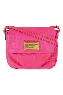 MARC BY MARC JACOBS Classic Q Mini Isabelle leather shoulder bag
