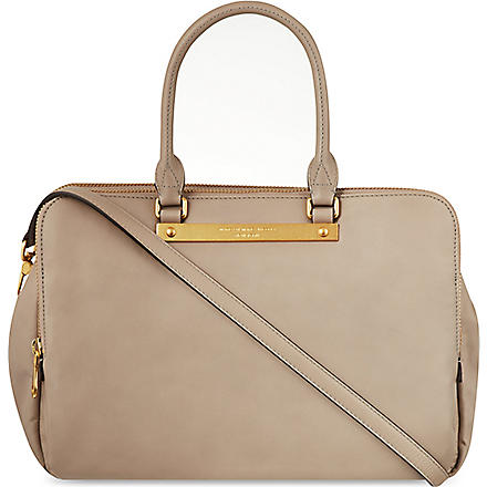 MARC BY MARC JACOBS Goodbye Columbus tote bag (Cement