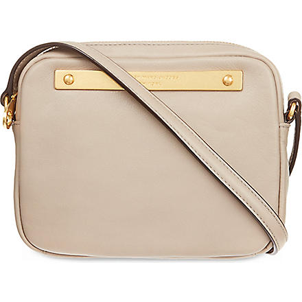 MARC BY MARC JACOBS Goodbye Columbus cross-body bag (Cement