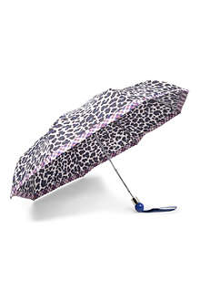 MARC BY MARC JACOBS Leopard-printed umbrella