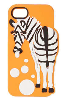 MARC BY MARC JACOBS Zebra iPhone case
