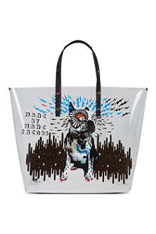 MARC BY MARC JACOBS Clear Animals tote