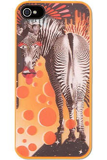 MARC BY MARC JACOBS Lenticular Zebra iPhone 5 case
